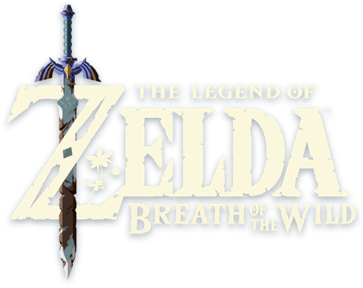 Zelda Breath of the Wild Logo