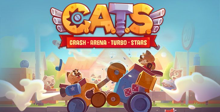 Crash Arena Turbo Stars (C.A.T.S.) for iOS/Android