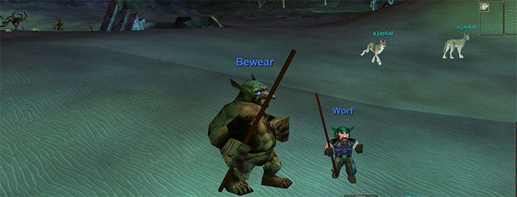 Keen and Graev Agnarr EverQuest