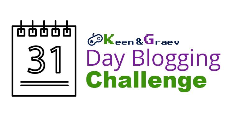 31 Days of Blogging