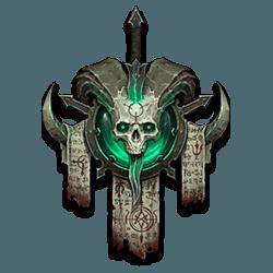 Diablo 3 Necromancer Icon