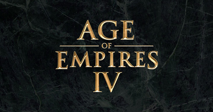 Age of Empires 4 Logo