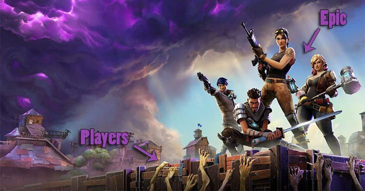 Fortnite Review: So That's Why It's Not On Steam