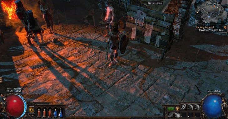 Path of Exile from a newbie perspective