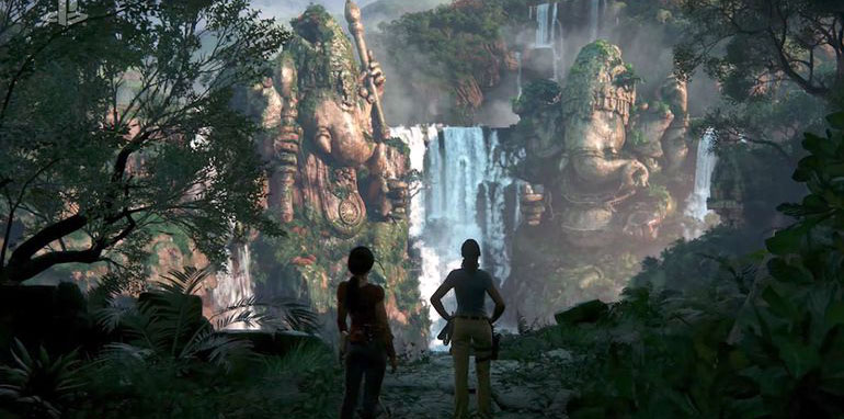 Quick Look at Uncharted: The Lost Legacy