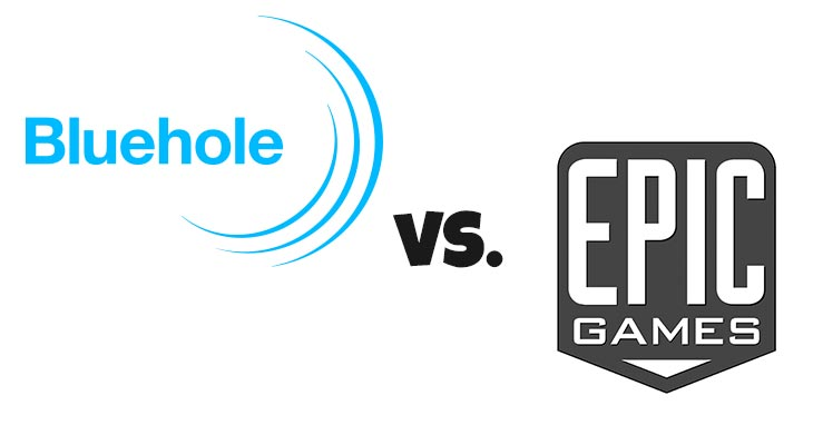 Bluehole vs. Epic