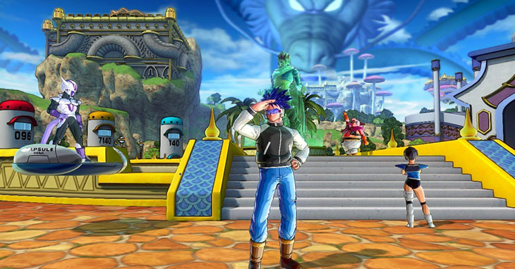 Graev Wants to Play Pokken Tournament DX & Dragon Ball Xenoverse 2
