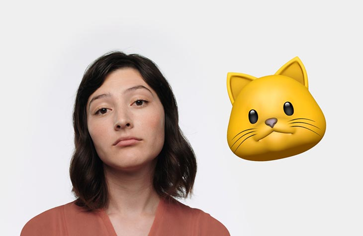Animoji for iPhone gaming