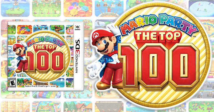 Mario Party: The Top 100 is an AWESOME Idea