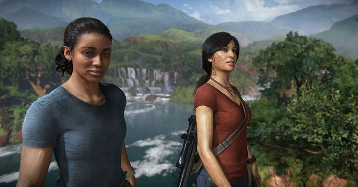 Uncharted: The Lost Legacy main characters