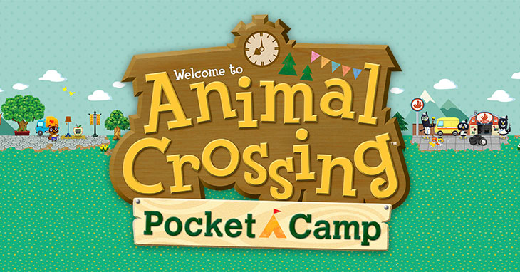 Animal Crossing Pocket Camp announcement
