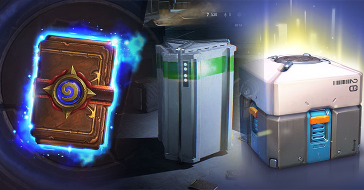 Cash Shops and Microtransaction loot crates