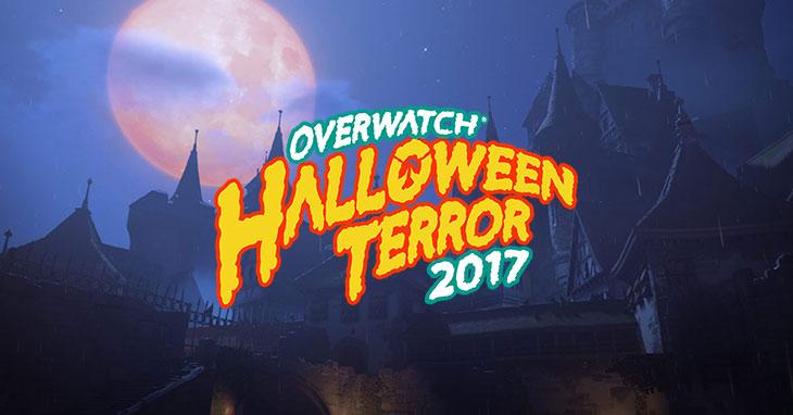 Overwatch's Halloween Terror