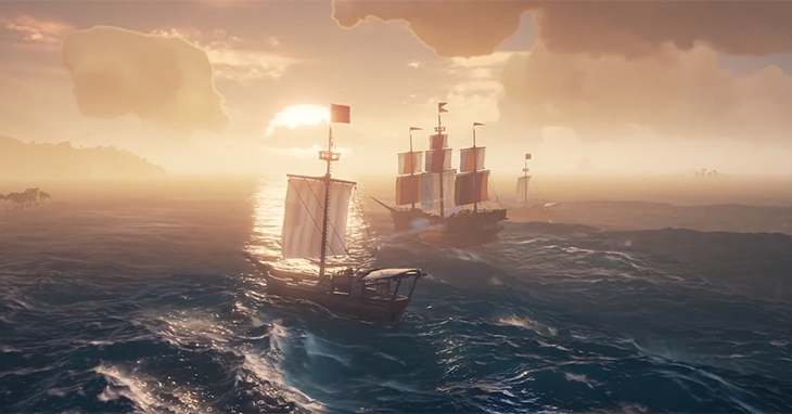 10 Reasons Why Sea of Thieves Looks Awesome