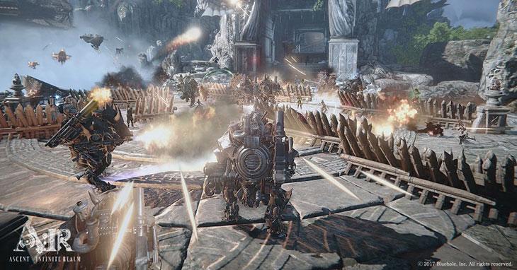Segera Mainkan Game Ascent: Infinite Realm Terbaru Ini!