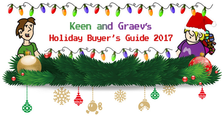 Our 2017 Holiday Buyer's Guide is Up!