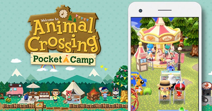 Animal Crossing Pocket Camp – Not a Bad Start