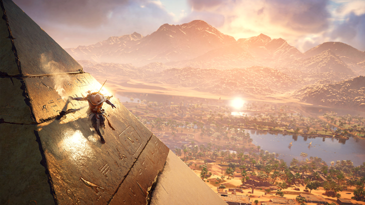 Assassins Creed Origins: What a Wondrous World