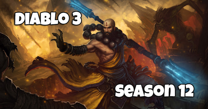 Diablo 3 Season 12: The 3-Dayer?