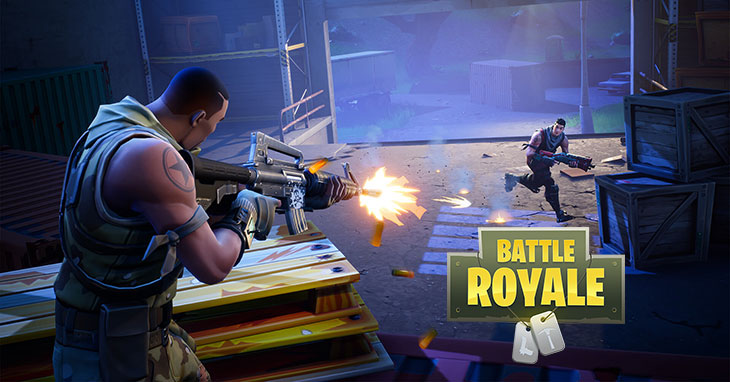 Fortnite Battle Royale is Gaining Steam