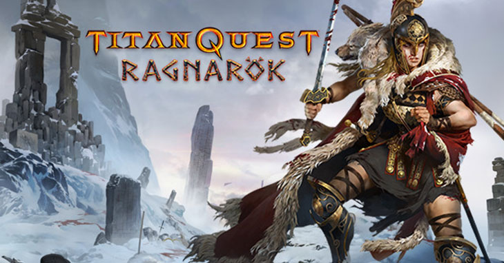 Titan Quest Expansion Released