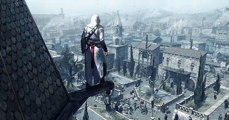 Finally Playing the First Assassin's Creed