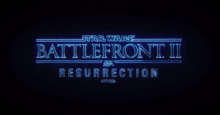 Battlefront 2 Resurrection DLC