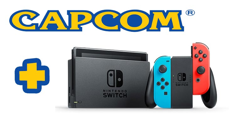 Capcom Wants to Bring More Ports to Switch