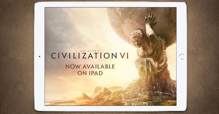 Civilization 6 for iPad