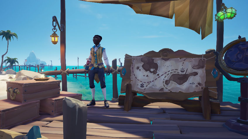 Sea of Salty Thieves