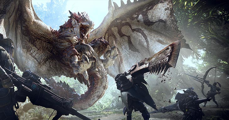 Monster Hunter World: Which Weapon Should I Use?