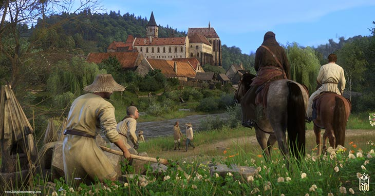 Kingdom Come: Deliverance is an Upcoming Medieval Sandbox RPG