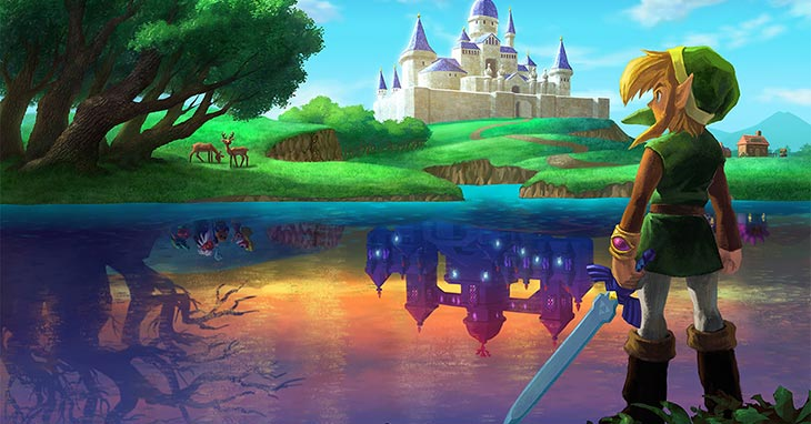 Nintendo Possibly Releasing A Link Between Worlds for Switch? Maybe?
