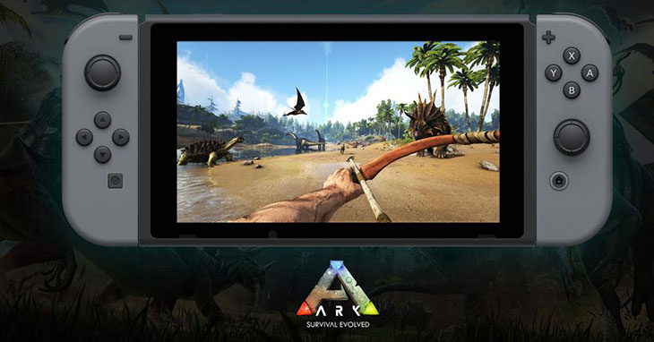 ARK: Survival Evolved is Coming to the… Switch?