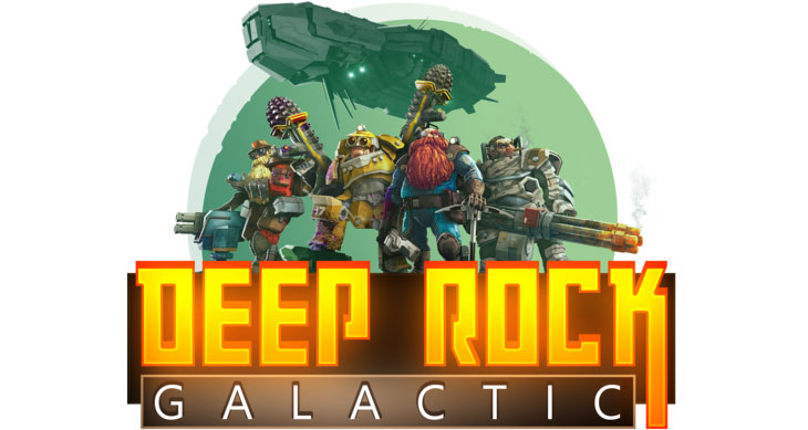 Deep Rock Galactic: No Dwarf Left Behind!