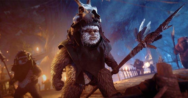 Battlefront 2's Ewok Hunt Impressions