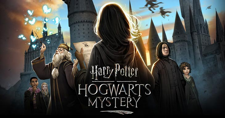 Harry Potter: Hogwarts Mystery Review & Interview with a Super Fan