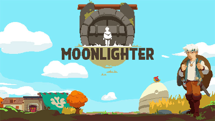 Moonlighter: Be an RPG Shopkeeper by Day, Adventurer by Night
