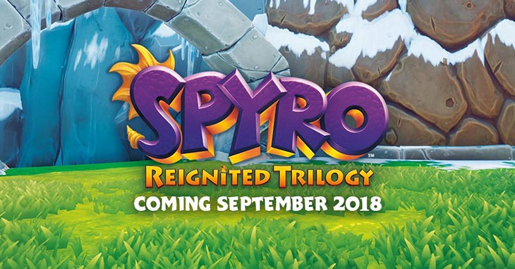 Spyro Remastered Trilogy