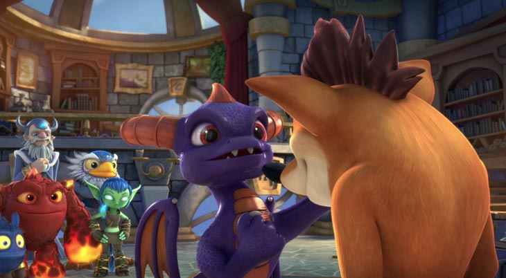Spyro remaster coming out