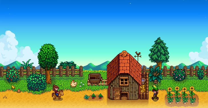Stardew Valley Co-op is Almost Enough
