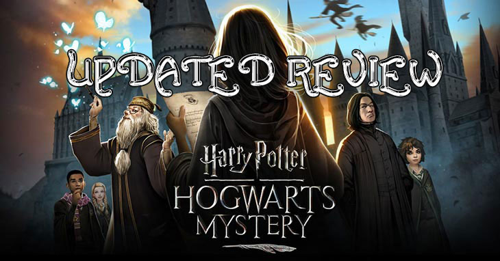 My Wife's Updated Review of Harry Potter Hogwarts Mystery