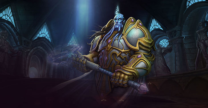 Paladin Might be that Simpler Class I'm Looking for in WoW