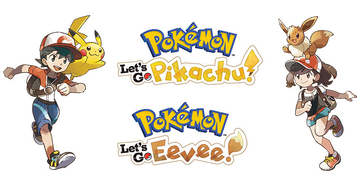 New Pokemon Game Coming to Switch: Let's Go Pikachu (or Eevee)