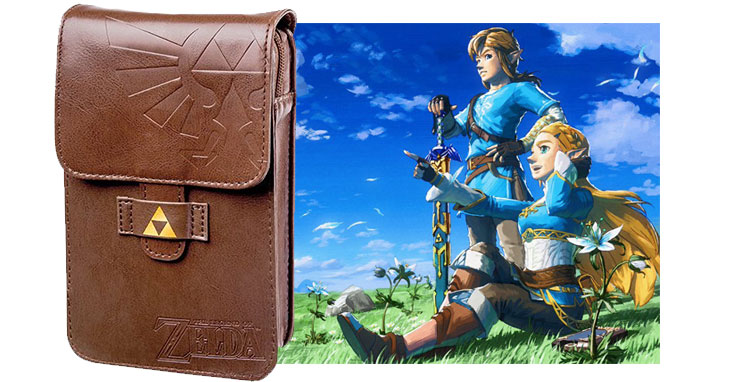 Zelda Adventurer's Pouch: 3DS Holder