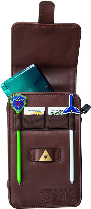 Zelda Adventurer's Pouch 3DS Holder