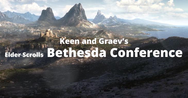 E3 2018: Bethesda Conference