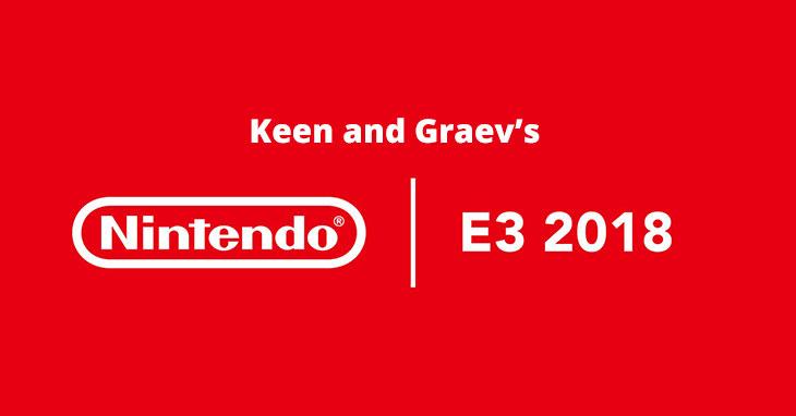 E3 2018: Nintendo Direct