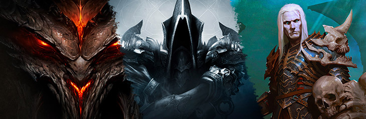 New Diablo Project