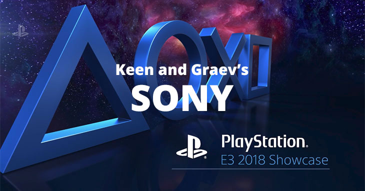 E3 2018: Sony Showcase